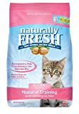Naturally Fresh Walnut-Based Kitten Training Quick-Clumping Cat Litter, 14-lb bag