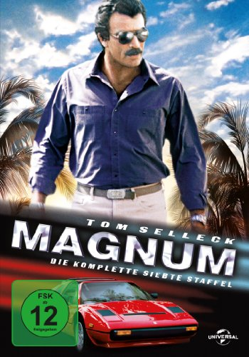Magnum - Season 7 [6 DVDs]