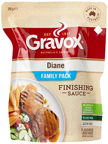 Gravox Finishing Sauce Diane 250g