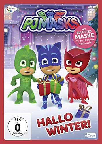 PJ Masks - Hallo Winter!