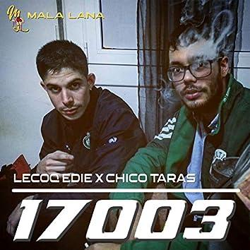 17003 (feat. Chico Taras)