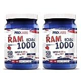 Prolabs Ram 1000 2 X 500 Compresse da 1gr. Aminoacidi Ramificati Bcaa con VIT. B6 + PORTAPILLOLE NUTRILINE IN OMAGGIO