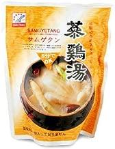 サムゲタン(800g)5袋 【鶏肉・もち米・高麗人参・栗】