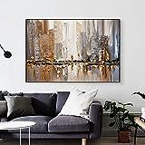 Cuadro en Lienzo Cuadros Decorativos Mural Arte de Pared Pintura al óleo Decorativa Impresa en Lienzo Carteles Modernos e Impresiones imágenes para decoración de Sala de Estar