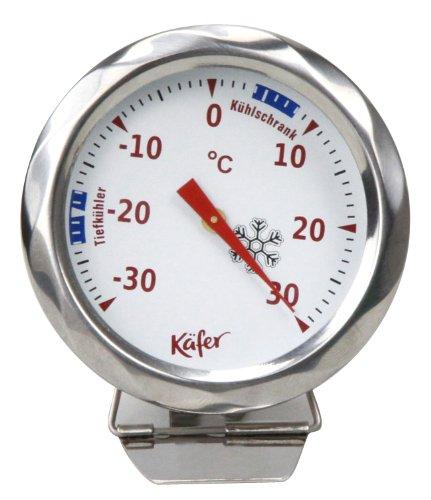Käfer T404L Kühl-/Gefrierschrank-Thermometer, analog
