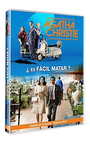 Los pequeños asesinatos de Agatha Christie: Es fácil matar [DVD]