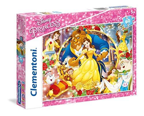Puzzle 60 Piezas Princess (26966)