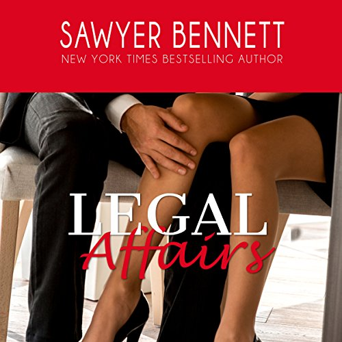 Legal Affairs audiobook cover art