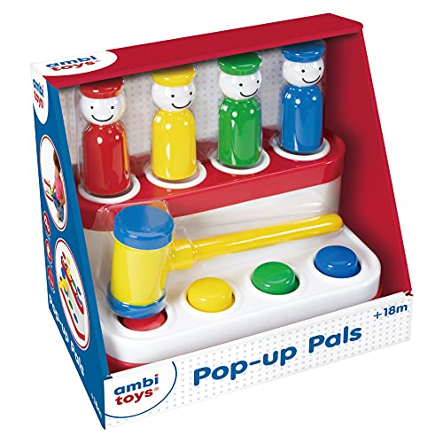 Ambi Toys Springop-poppetjes