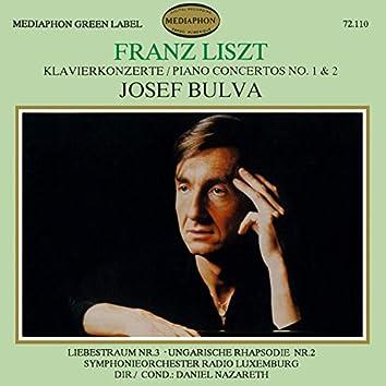 Franz Liszt: Piano Concertos Nos. 1 & 2