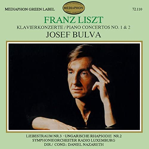 Josef Bulva, Orchestra of Radio Luxembourg & Daniel Nazareth