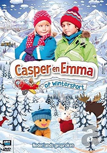 Casper & Emma - Op wintersport [Musikkassette]