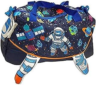 Rush Multipurpose Printed Designer Duffle Tote Handbag for Girl's, Women's, Boys (Space)