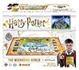 4D HARRY POTTER LARGE PUZZLE (4D Cityscape)