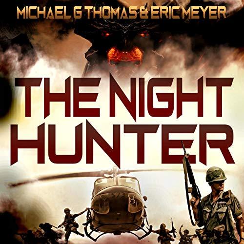 Couverture de The Night Hunter