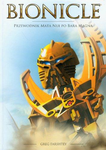 Bionicle Przewodnik Mata Nui po Bara Magna