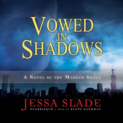 Vowed in Shadows audiobook cover art
