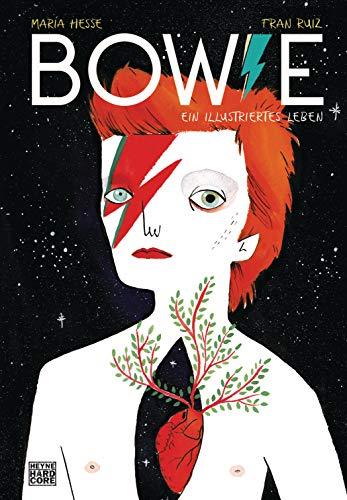 Bowie: Ein illustriertes Leben (German Edition)