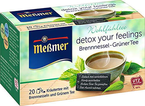 MESSMER Detox your feelings 20x2g.