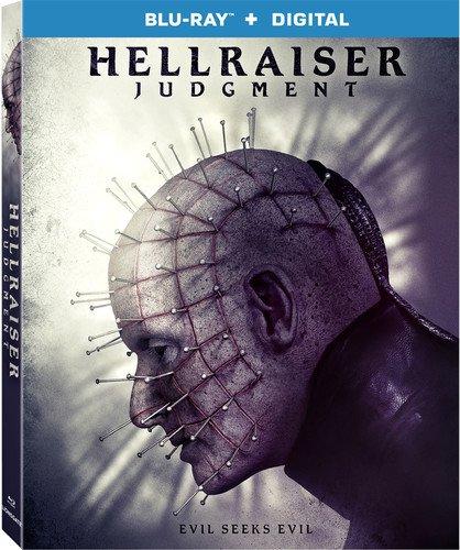 Hellraiser: Judgment [Blu-ray]