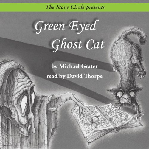 Green-Eyed Ghost Cat cover art