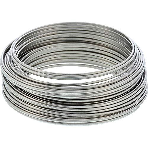 Length 100M Plastic Coated Rope 7X7 Strand Core IQQI 0.8//1mm Black Stainless Steel Cable,Outdoor Light Guide Wire