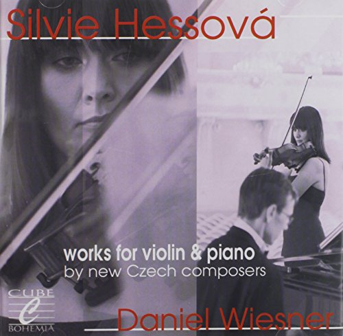 Works for Violin & Piano By Ne