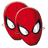 Spider-Man Verbetena 014300010 Masken,6Stück