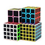 TOYESS Rompecabezas Cubo Magico Puzzle Set, Speed Cube 5x5x5...