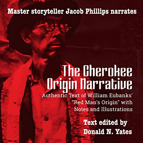 The Cherokee Origin Narrative audiobook cover art