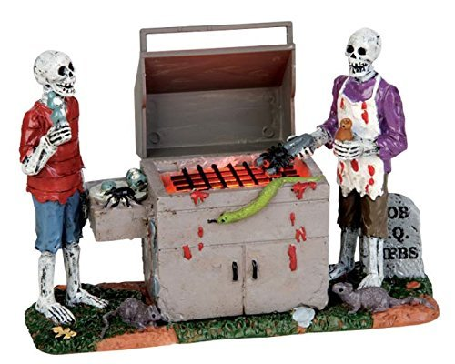 Lemax - Gory Grillin 54912 Grill Halloween Spookytown