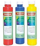 Colorit-AF 501 Wandfarbe Abtönfarbe 250ml Gelb Volltonfarbe