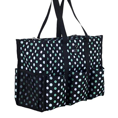 Nurse Bag - Perfect Nursing Tote for Nurses, Nursing Students (Gradient Dots)
