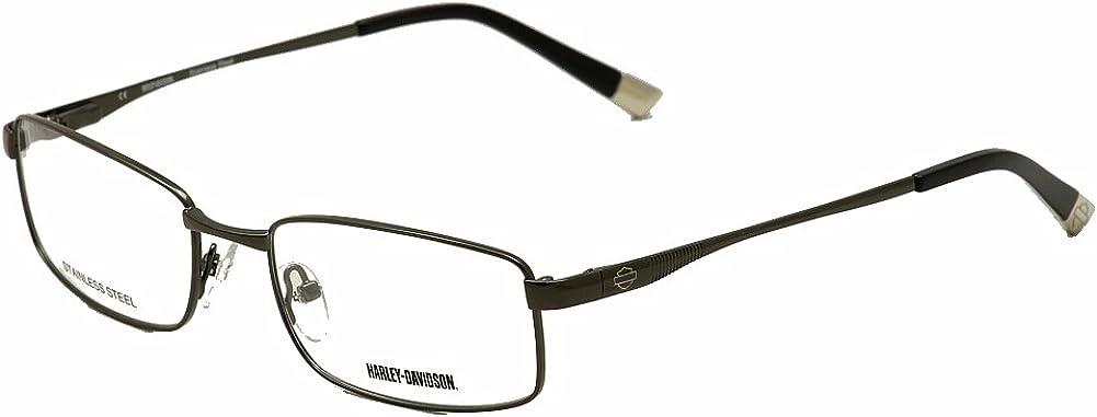 HARLEY Challenge the lowest price of Japan ☆ DAVIDSON Eyeglasses HD 56MM 423 Special sale item Gunmetal