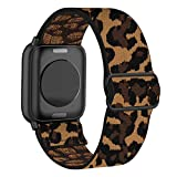 FRDERN Elastic Watch Band Compatible with Apple Watch...