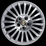 Generico Alfa Romeo Giulietta COPRICERCHIO BORCHIA Quattro (4) Diametro 16' cod. 3262 Nuovo
