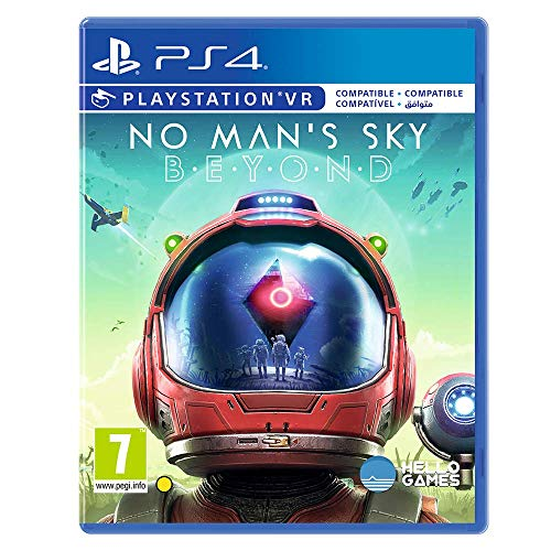 No Man's Sky Beyond (PSVR Compatible) PS4 [