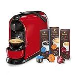 Tchibo Cafissimo Pure Kapselmaschine (für Kaffee, Espresso, Caffé Crema und Tee)...