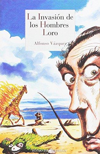 La invasión de los hombres loro (Literatura Reino de Cordelia)