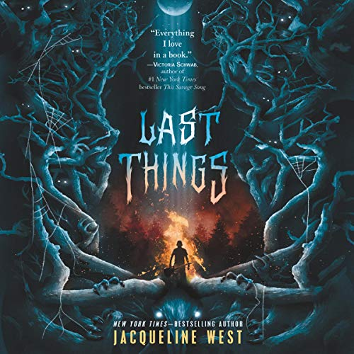 Last Things  By  cover art