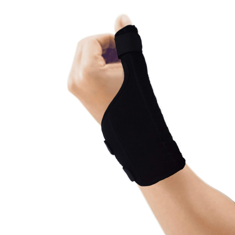 Finger Splint Support Austin Mall Over item handling ☆ Brace Thumb T Soft Arthritis or for
