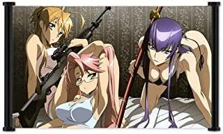 """Dead or Alive Dimensions Game Fabric Wall Scroll Poster (26""""x16"""") Inches by Wall Scrolls [並行輸入品]"""