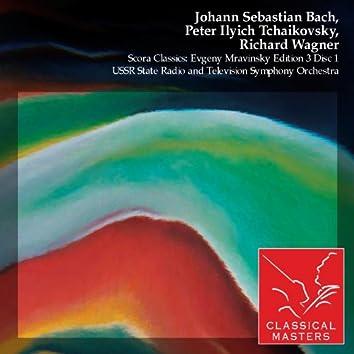 Scora Classics: Evgeny Mravinsky Edition 3 Disc 1