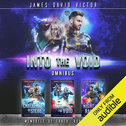 Into the Void Omnibus cover art