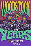 Close Up Woodstock Poster 50 Years (61cm x 91,5cm) +