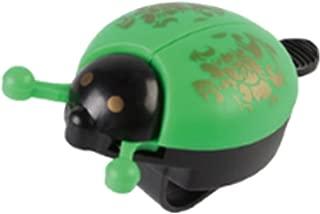 Fullfun 90db Bicycle Ladybird Bell Alarm Metal Handlebar Horn for Road Bike