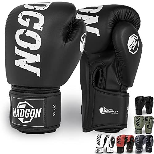MADGON Boxhandschuhe aus bestem Material...