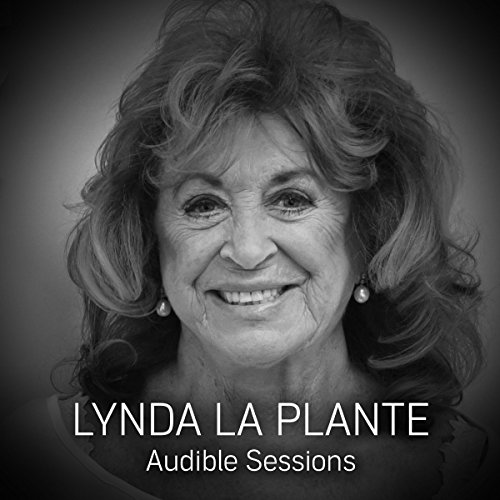 Lynda La Plante audiobook cover art