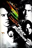 Posters USA - Fast and Furious Movie Poster Glossy Finish - MOV278 (24' x 36' (61cm x 91.5cm))