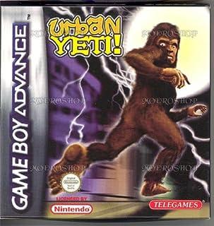 Urban Yeti / Game